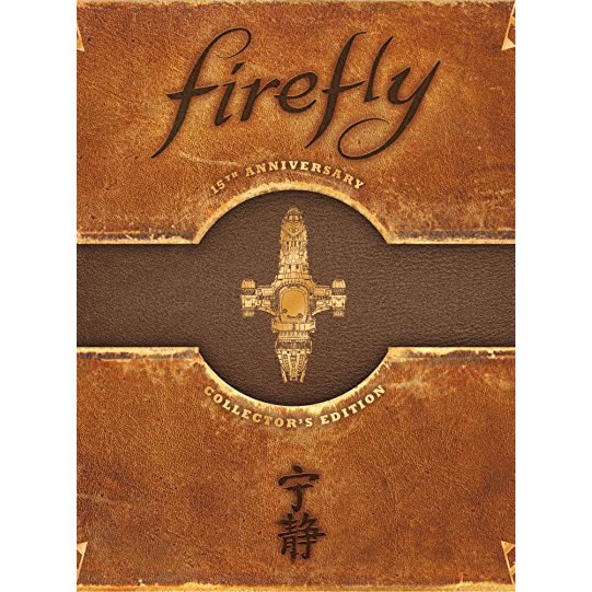 AU $33 BUY: Firefly: 15th Anniversary Collector's Edition Complete Series on DVD in Australia