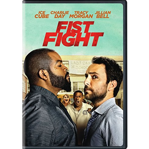 AU $22 BUY: Fist Fight on DVD in Australia