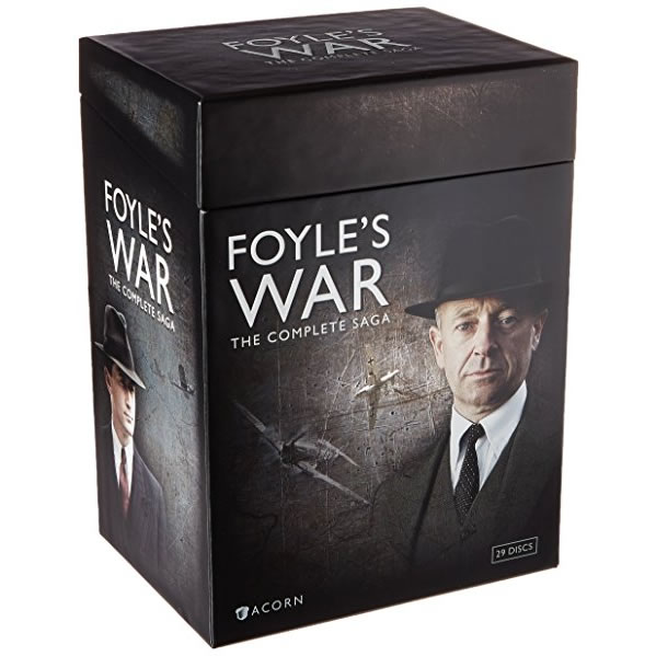 AU $105 BUY: Foyle's War Complete Series on DVD in Australia