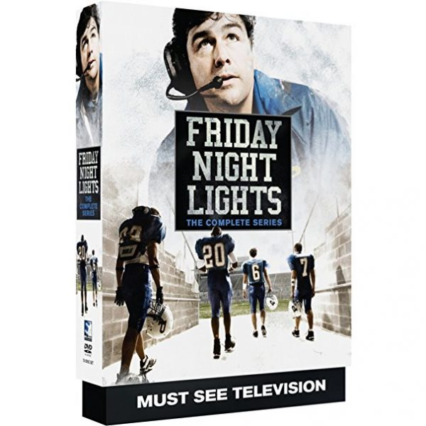 AU $65 BUY: Friday Night Lights Complete Series on DVD in Australia