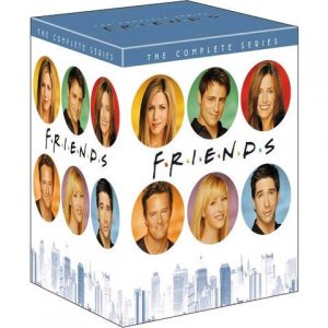 AU $162 BUY: Friends Complete Series on DVD in Australia