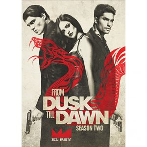 AU $18 BUY: From Dusk Till Dawn - Season 2 on DVD in Australia