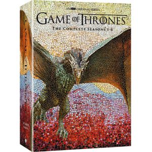 AU $115 BUY: Game Of Thrones Complete Series Seasons 1-6 on DVD in Australia