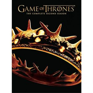 AU $30 BUY: Game of Thrones - Season 2 on DVD in Australia