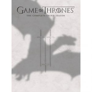 AU $33 BUY: Game of Thrones - Season 3 on DVD in Australia