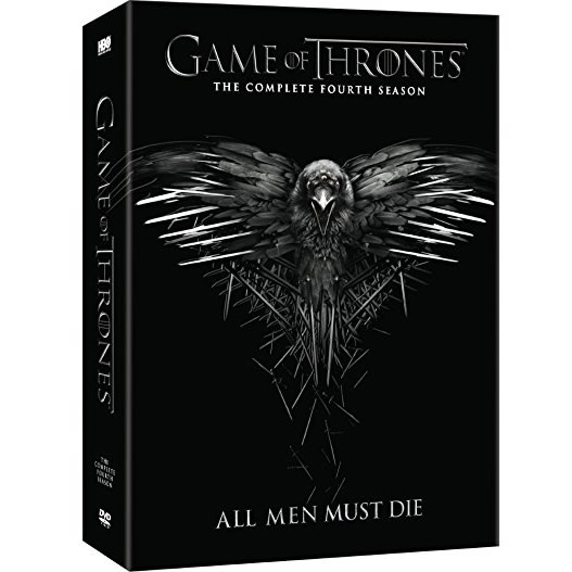 AU $33 BUY: Game of Thrones - Season 4 on DVD in Australia