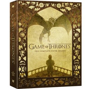 AU $33 BUY: Game of Thrones - Season 5 on DVD in Australia