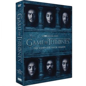 AU $30 BUY: Game of Thrones - Season 6 on DVD in Australia