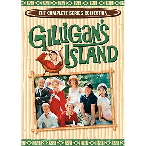 AU $82 BUY: Gilligan's Island Complete Series on DVD in Australia