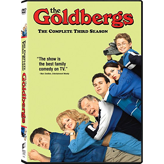 AU $28 BUY: Goldbergs - Season 3 on DVD in Australia