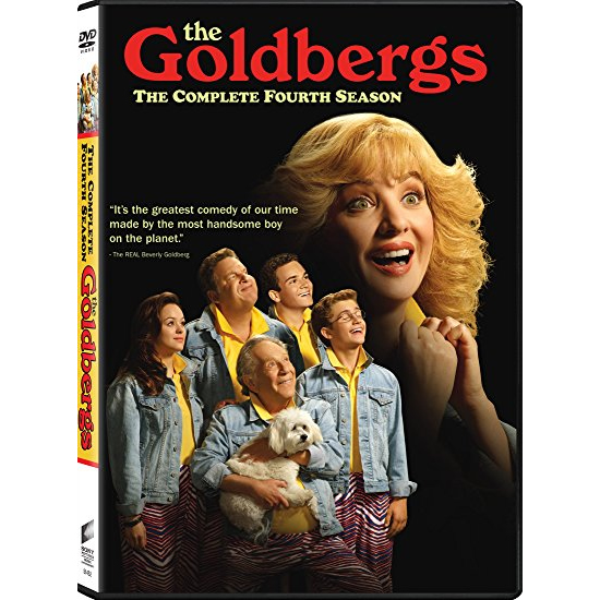 AU $28 BUY: Goldbergs - Season 4 on DVD in Australia