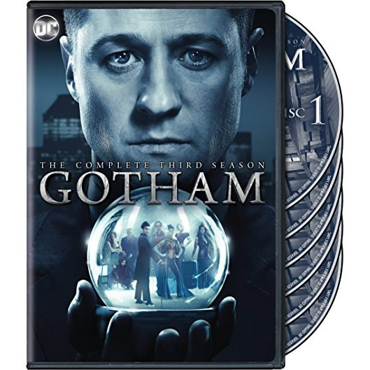 AU $36 BUY: Gotham - Season 3 on DVD in Australia