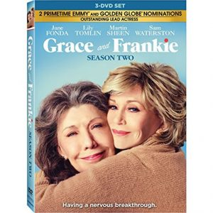 AU $26 BUY: Grace And Frankie - Season 2 on DVD in Australia