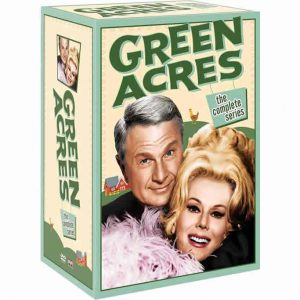AU $110 BUY: Green Acres Complete Series on DVD in Australia