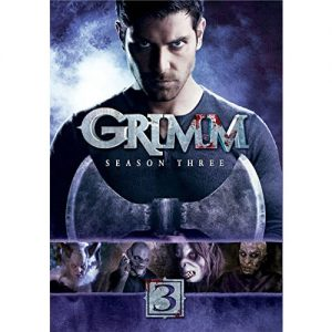 AU $26 BUY: Grimm - Season 3 on DVD in Australia
