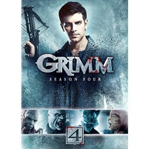 AU $26 BUY: Grimm - Season 4 on DVD in Australia