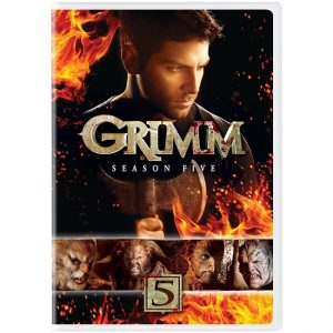AU $28 BUY: Grimm - Season 5 on DVD in Australia