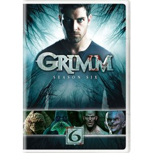 AU $30 BUY: Grimm - Season 6 on DVD in Australia