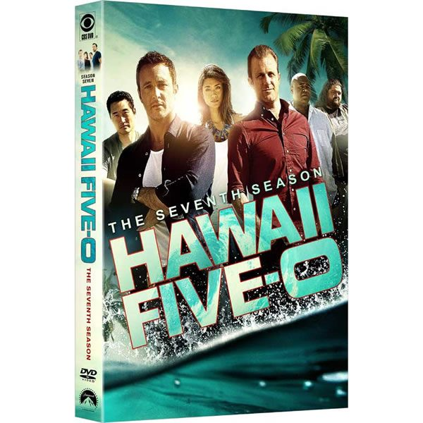AU $38 BUY: Hawaii Five-0 - Season 7 on DVD in Australia