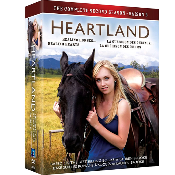 AU $28 BUY: Heartland - Season 2 on DVD in Australia