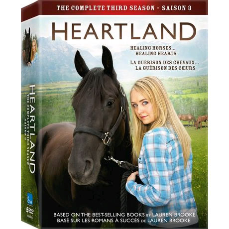 AU $29 BUY: Heartland - Season 3 on DVD in Australia