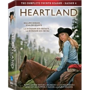 AU $29 BUY: Heartland - Season 4 on DVD in Australia