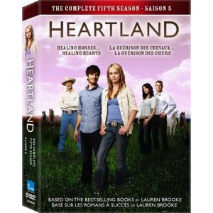 AU $30 BUY: Heartland - Season 5 on DVD in Australia