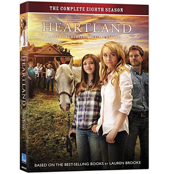 AU $35 BUY: Heartland - Season 8 on DVD in Australia
