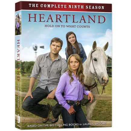 AU $36 BUY: Heartland - Season 9 on DVD in Australia