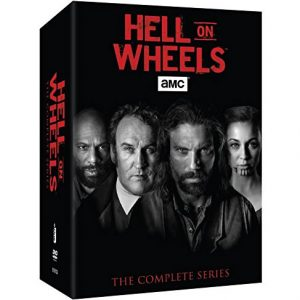 AU $82 BUY: Hell on Wheels Complete Series on DVD in Australia