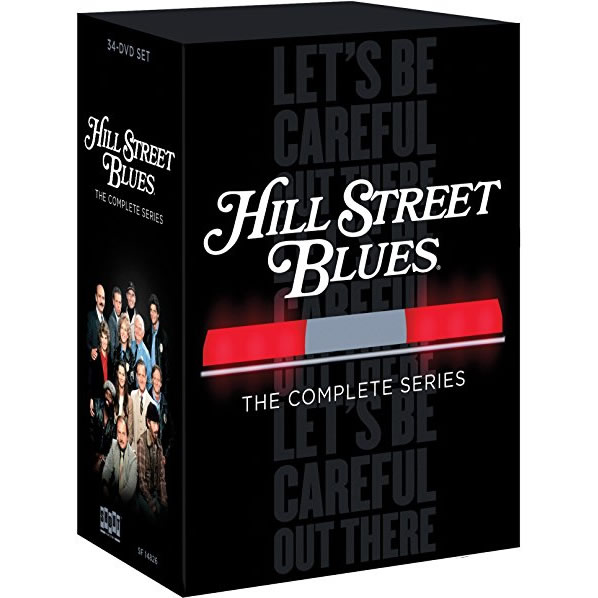 AU $133 BUY: Hill Street Blues Complete Series on DVD in Australia