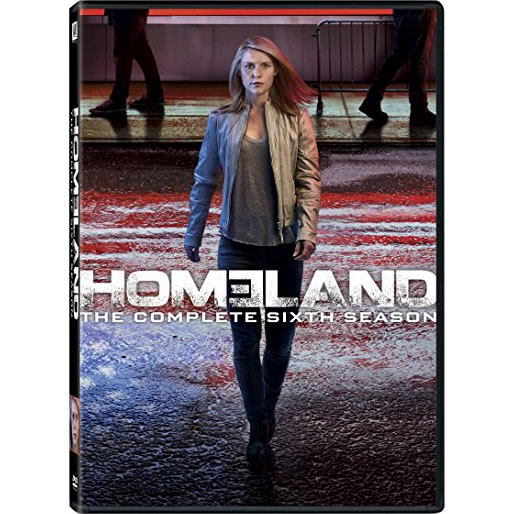 AU $35 BUY: Homeland - Season 6 on DVD in Australia