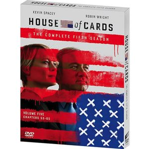 AU $35 BUY: House of Cards - Season 5 on DVD in Australia