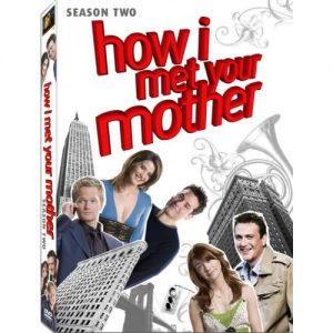 AU $23 BUY: How I Met Your Mother - Season 2 on DVD in Australia