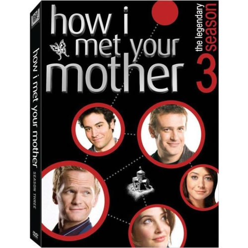 AU $23 BUY: How I Met Your Mother - Season 3 on DVD in Australia