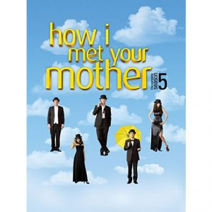 AU $24 BUY: How I Met Your Mother - Season 5 on DVD in Australia