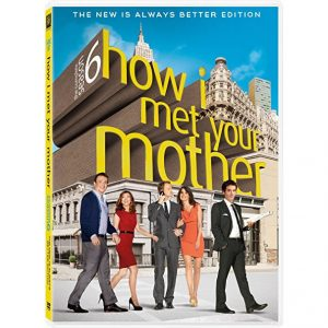 AU $24 BUY: How I Met Your Mother - Season 6 on DVD in Australia
