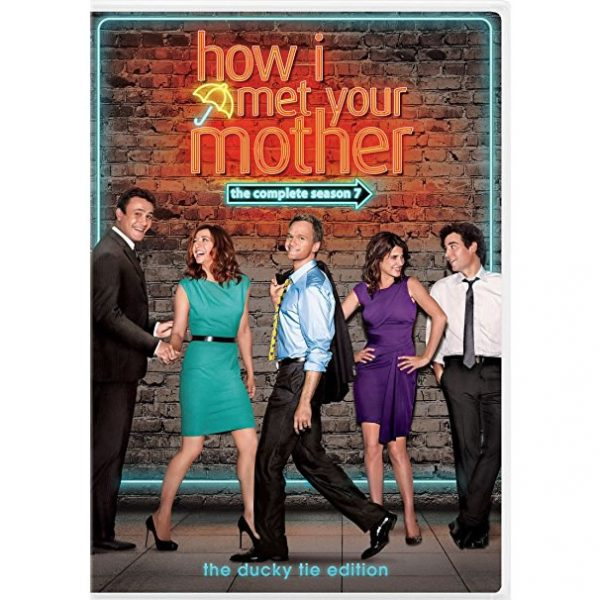 AU $25 BUY: How I Met Your Mother - Season 7 on DVD in Australia