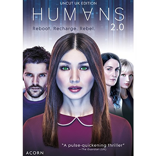AU $30 BUY: Humans 2.0 - Season 2 on DVD in Australia