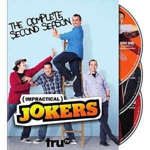 AU $26 BUY: Impractical Jokers - Season 2 on DVD in Australia