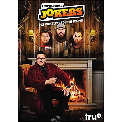 AU $28 BUY: Impractical Jokers - Season 4 on DVD in Australia