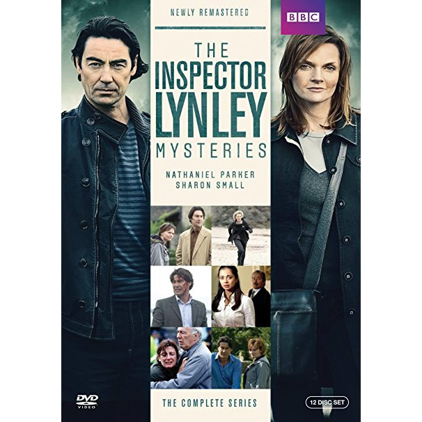AU $75 BUY: Inspector Lynley Mysteries: Remastered Complete Series on DVD in Australia