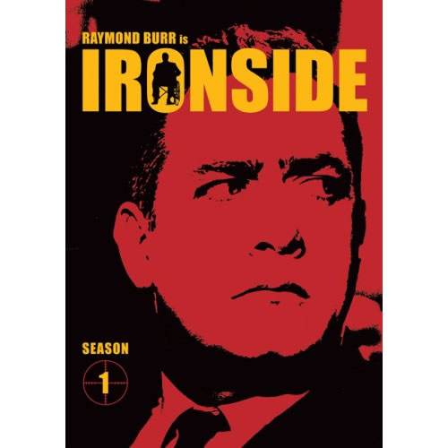 AU $43 BUY: Ironside - Season 1 on DVD in Australia