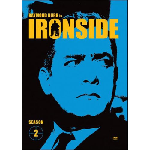 AU $40 BUY: Ironside - Season 2 on DVD in Australia