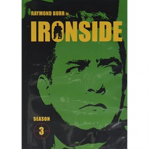 AU $40 BUY: Ironside - Season 3 on DVD in Australia