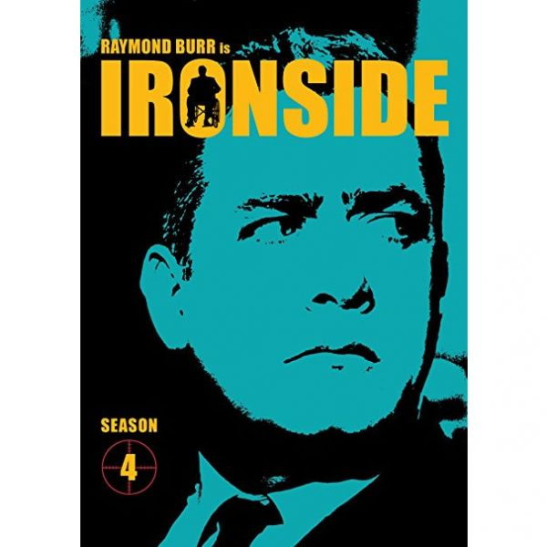 AU $40 BUY: Ironside - Season 4 on DVD in Australia