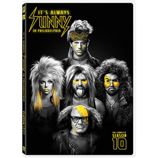 AU $24 BUY: It's Always Sunny in Philadelphia - Season 10 on DVD in Australia