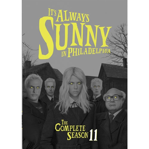 AU $28 BUY: It's Always Sunny in Philadelphia - Season 11 on DVD in Australia