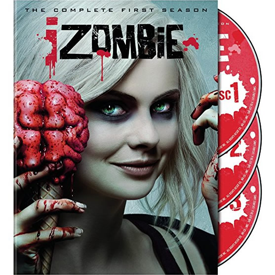 AU $22 BUY: iZombie - Season 1 on DVD in Australia