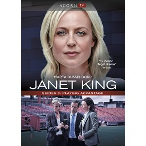 AU $29 BUY: Janet King: Playing Advantage - Season 3 on DVD in Australia